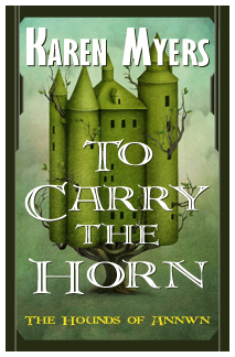 ToCarryTheHorn - Full Front Cover Widget