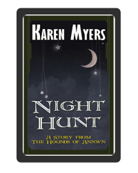 Night Hunt - EBook Cover - 200x300