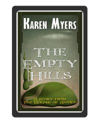 The Empty Hills - EBook Cover - 200x250