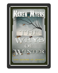The Ways of Winter - EBook Cover - 200x250