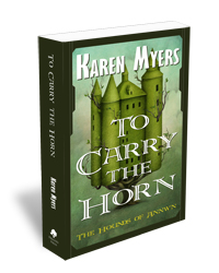 To Carry the Horn - 3D Cover - 200x250