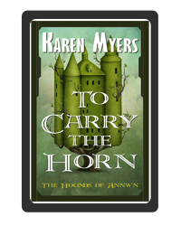 To Carry the Horn - EBook Cover - 200x250