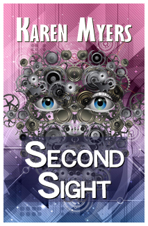 Second Sight - Full Front Cover - Widget