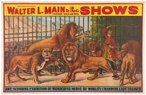 Circus poster 2