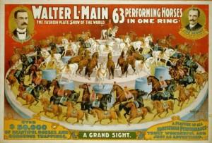 Circus poster 3