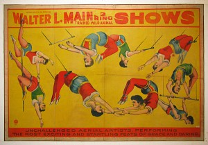 Circus poster 4