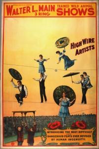 Circus poster 5