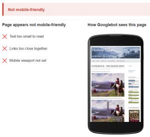 GoogleMobileFriendly