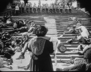 The Massacre on the Odessa Steps (Battleship Potemkin (1925))