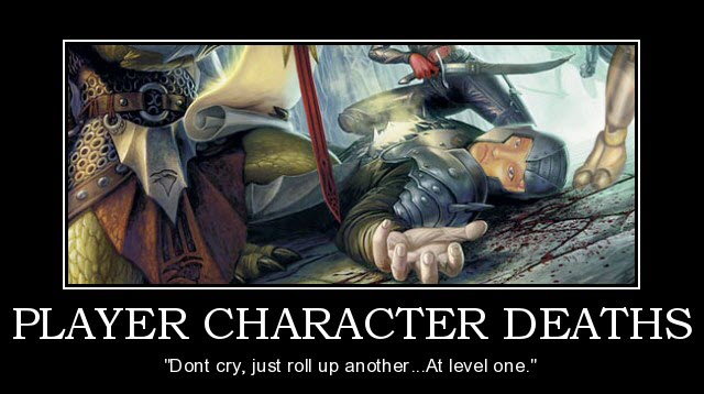 Dungeon Masters can be cruel. So can authors with a long series.