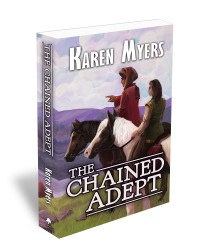 The Chained Adept - 3D Cover - 1600x2000