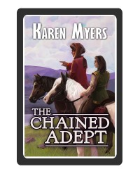 The Chained Adept - EBook Cover - 1600x2000