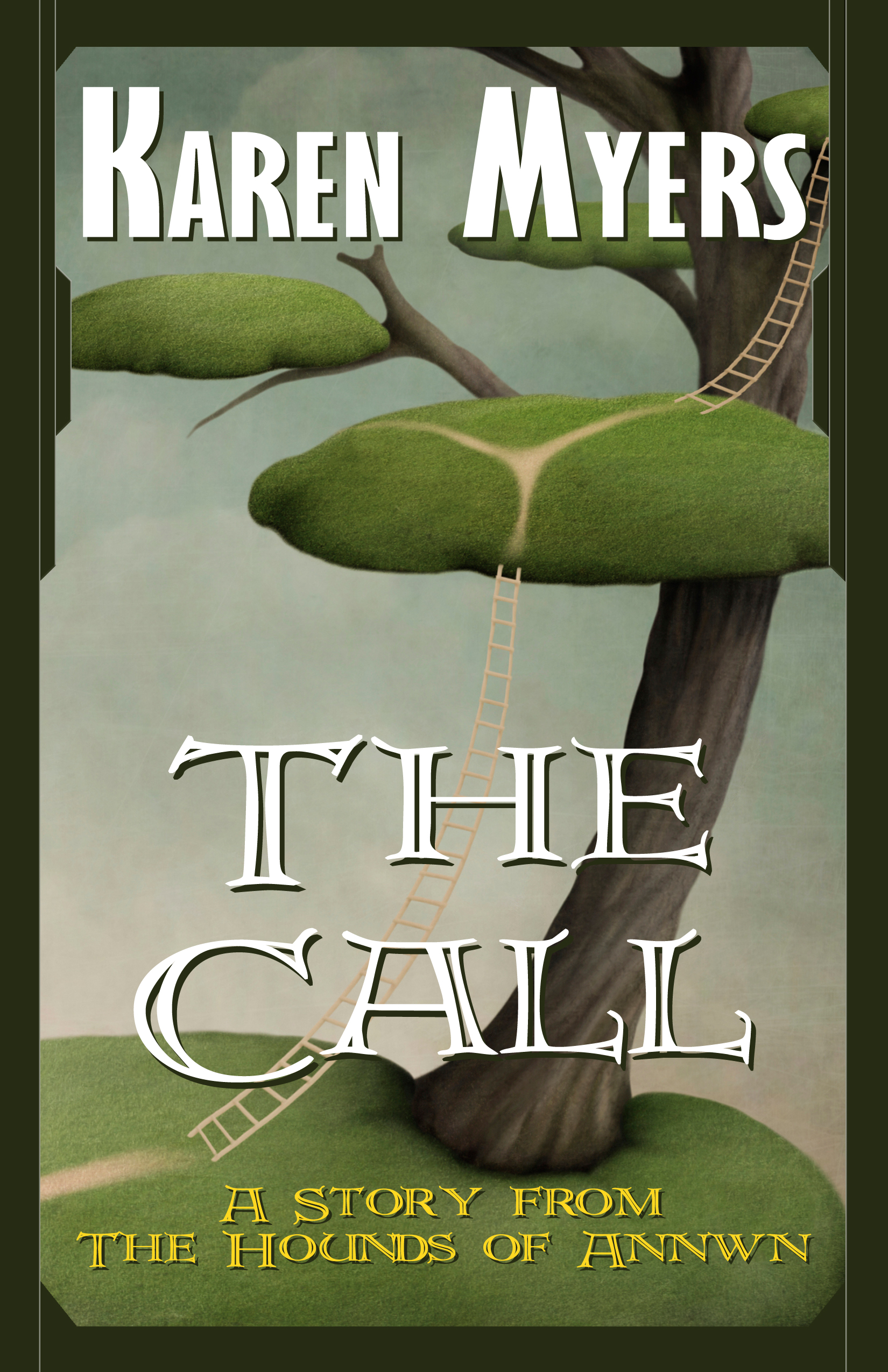 The Call - Full Front Cover - Symmetrical