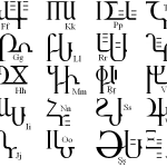 Constructed language alphabet
