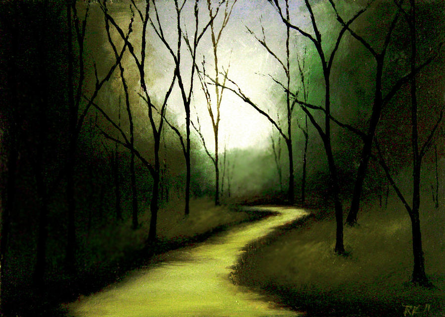 Winding Path (Bob Kimball)