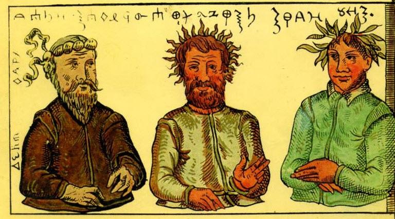 perkunas(triumverate)
