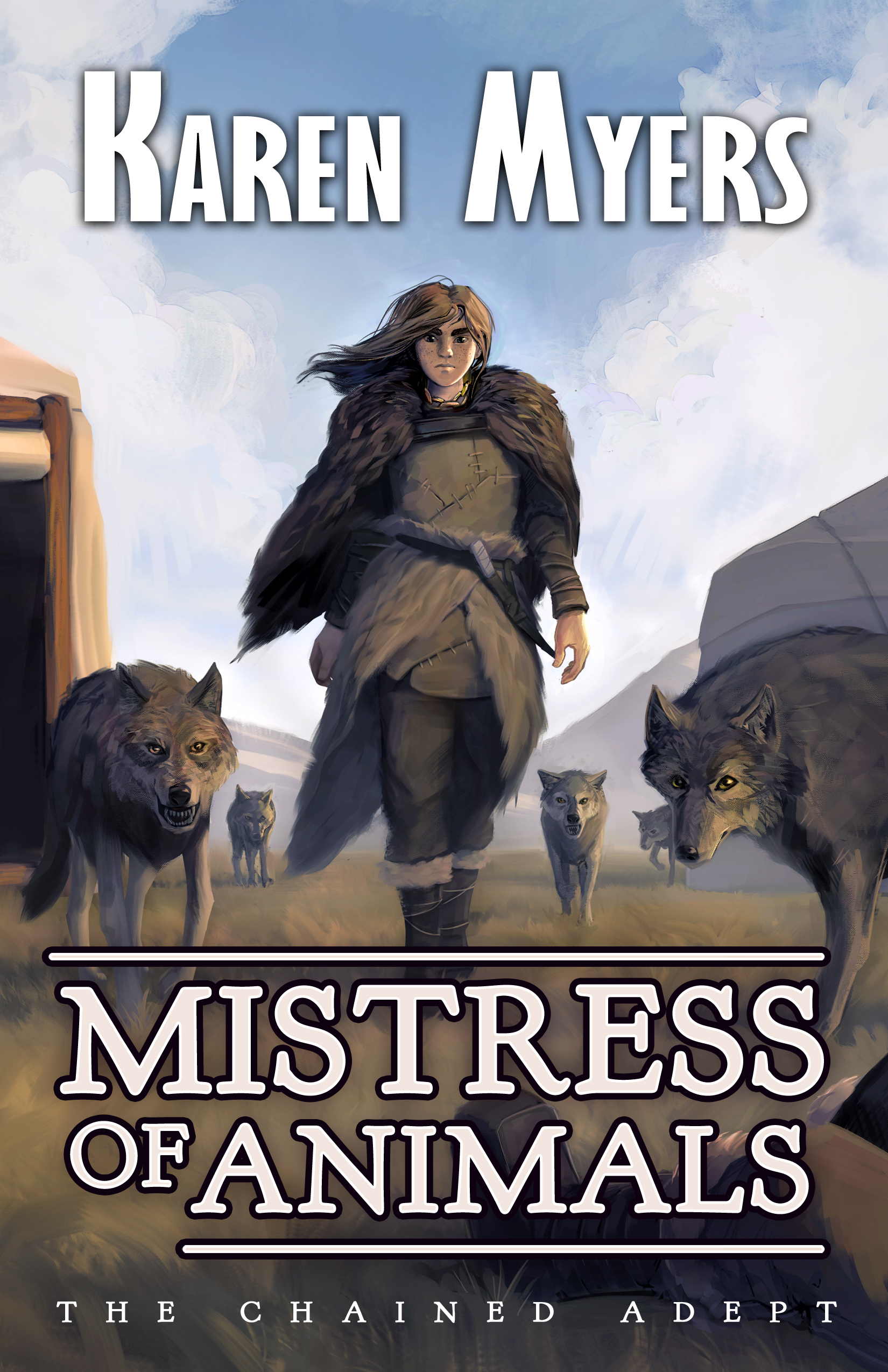 Mistress of Animals-Front-300-dpi