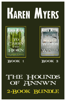 Hounds of Annwn Bundle - 1-2 - Full Front Cover - Widget