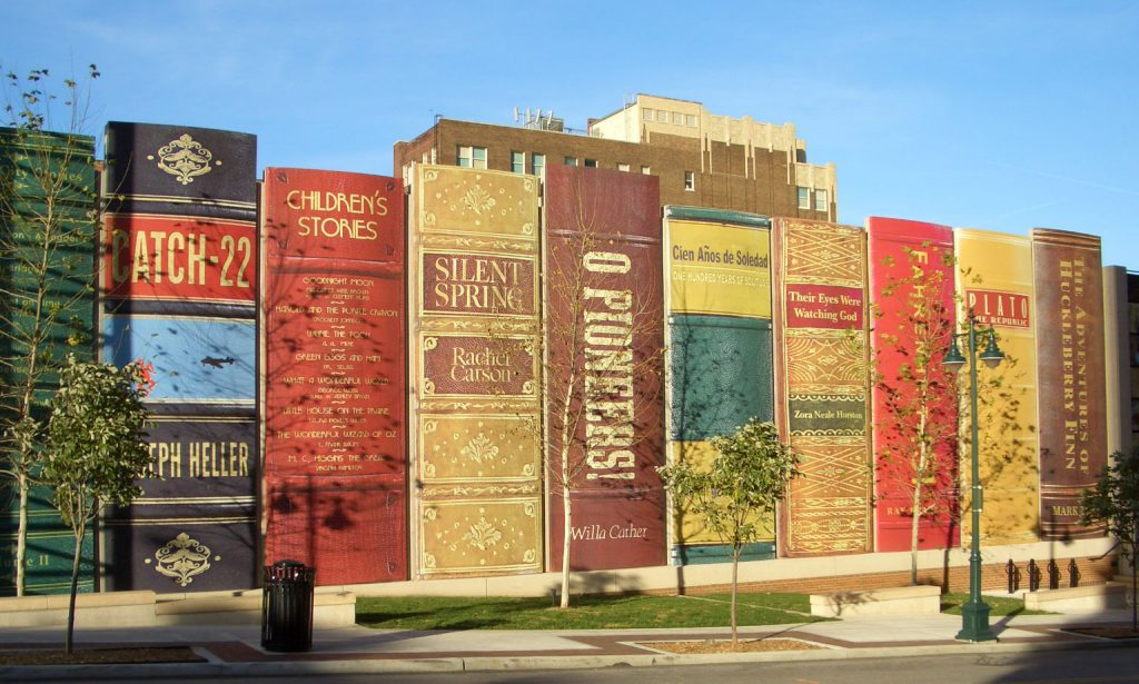 Kansas City Public Library (my old hometown)