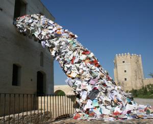 ThrowingBooks