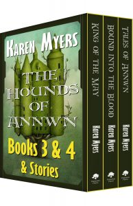 Image of Hounds of Annwn Bundle 3-5 - BOX SET - Ebook Cover