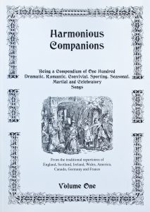 Image of cover for Harmonious Companions, vol 1
