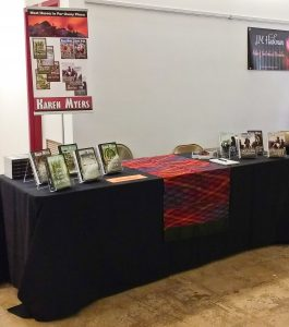 Image of author table