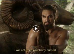 Image of Dothraki warrior