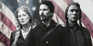 Image of movie poster for Hostiles