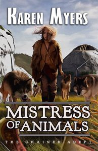 Cover for Mistress of Animals